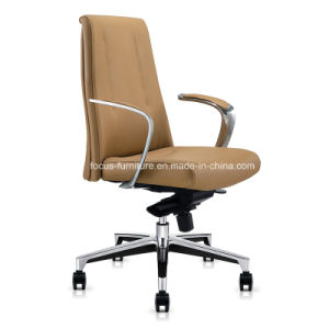 Latest Fashionable Leather Swivel Adjustable Manager Executive Office Chair (FS-8802M) pictures & photos
