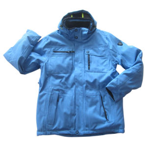 Men′s Water and Wind Proof Sport Outwear (HS16015)