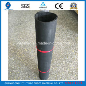 Black Rubber Sheet for Printing (LY-N2016063)