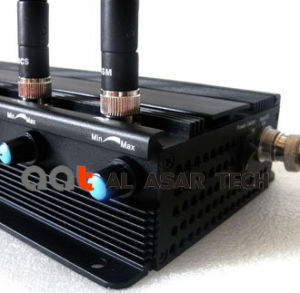 8CH Power Adjustable Mobile Signal Jammer/Signal Shield/ Jamming System pictures & photos
