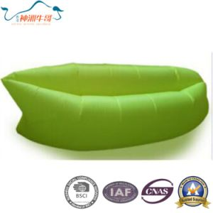 Portable Inflatable Air Sleep Sofa Lounge Sleeping Bag