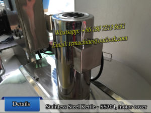 50~600L Oil Jacketed Cooking Kettle Jacketed Kettle pictures & photos