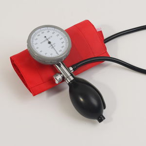 Sw-As09 Sphygmomanometer Palm Type of Upper Arm Blood Pressure Monitor Device pictures & photos