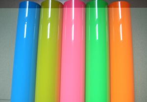 Heat Transfer Vinyl Cutting Film PU Iron-on for Textile pictures & photos
