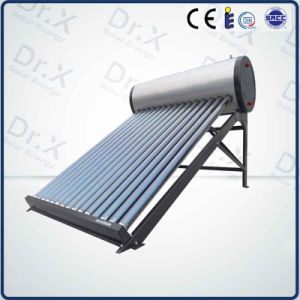 Anti-Freezing Heating Pressure Solar Water Heater System pictures & photos