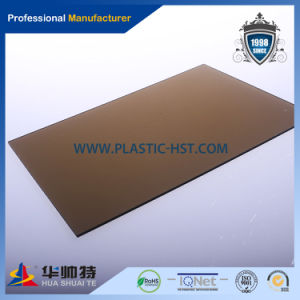 Hot Sell 100% Sabic Lexan PC Solid Sheet pictures & photos