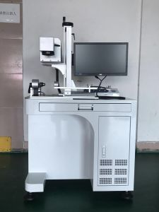 Fiber Laser Marking Engraving Machine for Electronic Components pictures & photos
