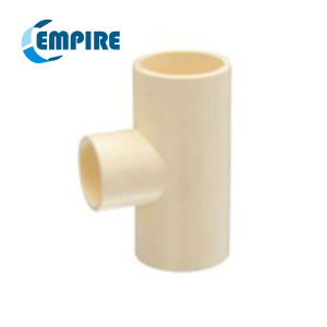 Promotion Product PVC Pipe Fitting Brass Thead Tee (ASTM2846)