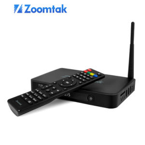 Zoomtak Best Selling Quad Core Android 4.4 AC WiFi TV Box T8plus pictures & photos