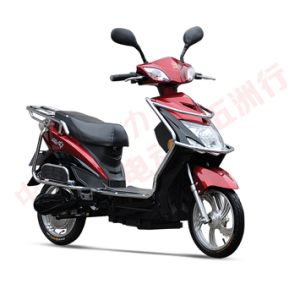 800W Fashionable Drum Brake Brushless Motor Electric Scooter with Pedals pictures & photos