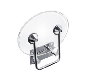Stainless Steel 304 Folding Shower Seat with PU Cushion (NSS-119N) pictures & photos
