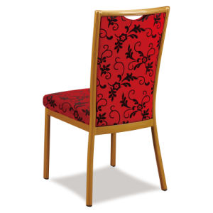 Imitated Wooden Restaurant Dining Chair pictures & photos