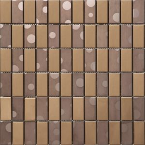 Mosaic No. Th3030 Matel Mosaic pictures & photos