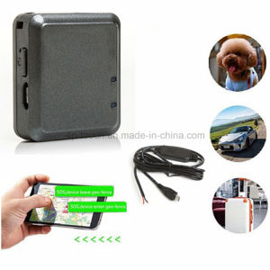 Long Standby Time Cheap Mini GPS Tracker for Pets/Person V8 pictures & photos