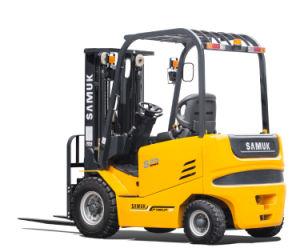 Electric Forklift 2t pictures & photos
