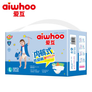 Disposable Soft Cheap Factory Good Quality Baby Diapers (AW013) pictures & photos