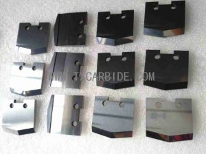 Customized Tungsten Carbide Insert Tungsten Insert for Electrical Tool pictures & photos