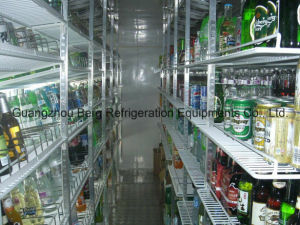 Glass Door Walk in Display Freezer and Refrigerator pictures & photos
