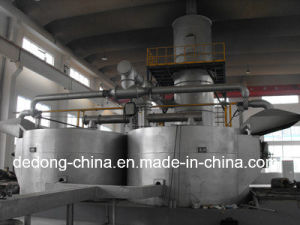 Aluminum & Alloy Rod Continuous Casting and Rolling Machine