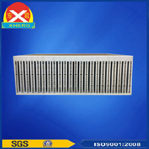 ISO Quality Extruded Aluminum Combined Profile Heat Sink/Heatsink pictures & photos