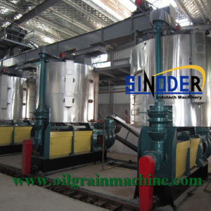 Cooking Oil Machinery Manufacturer Peanut Oil Solvent Extraction System Plant pictures & photos
