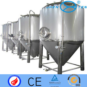 Ss304 Stainless Steel Conical Fermentation Tank pictures & photos