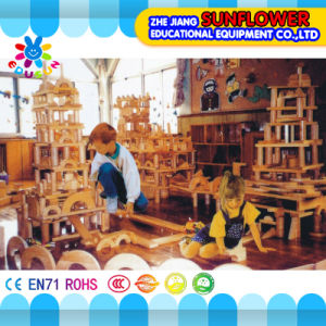 Children Wooden Desktop Toys Developmental Toys Building Blocks Wooden Puzzle (XYH-JM008)