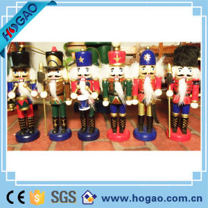 Set of 6 Promotion Nutcracker Soldier pictures & photos