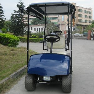 China Factory Wholesale Single Seat Electric Smart Golf Vehicle (DG-C1) pictures & photos