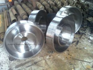 Customized Driving and Driven Wheel Blank Forging pictures & photos