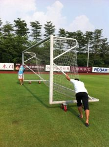 Outdoor Play Sports Portable Football Goal Net pictures & photos