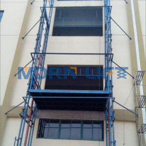 Hydraulic Goods Industrial Platform Lift for Warehouse pictures & photos