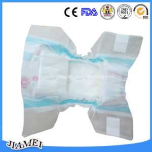Cloth-Like Breathable Soft Backsheet Baby Nappies pictures & photos