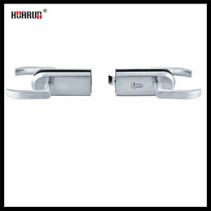 Zinc Alloy Glass Door Lock(HR-1135/HR-1133) pictures & photos