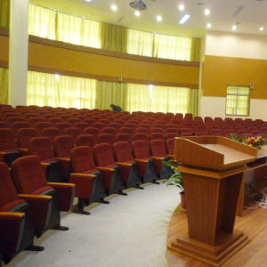 Church Chair, Auditorium Chair, Public Chair, Lecture Hall Seating, Theater Seat, School Furniture, Meeting Seating, Lecture Theater Chair (R-6153) pictures & photos