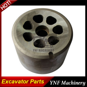 Hpv145 Cylinder Block Hydraulic Pump Parts for Hitachi Excavator pictures & photos
