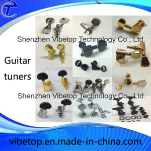 CNC Music Products Components, Guitar Metal Components pictures & photos