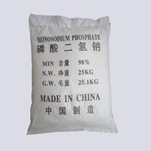 Tech Grade Msp / Monosodium Phosphate / Nah2po4 / CAS 7758-80-7 pictures & photos