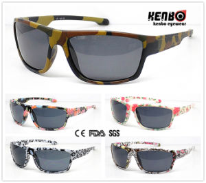 Unisex Fashion Sports Sunglasses UV400 CE FDA Kp50194 pictures & photos