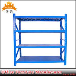 Adjustable Steel Shelving Storage Rack Metal Shelf pictures & photos
