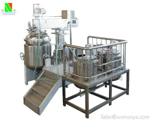 Ointment Vacuum Homogenizing Emulsifying Mixer pictures & photos