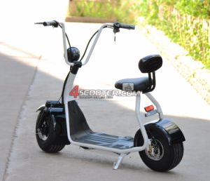 New Scrooser off Road Big Tire One Two Three Wheel 18*9.5inch City Electric Scooter pictures & photos