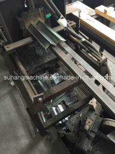 Popular 18 Stations Air Conditioning Guide Plate Roll Forming Machine pictures & photos
