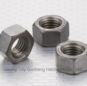 "Hex Nuts (1/4""-2"" Gr. 2/5/8 BS1083) pictures & photos"