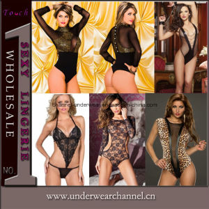Fashion Women Ladies Teddy Baby Doll Underwear Sexy Lingerie (T3231) pictures & photos