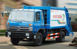 Dongfeng Garbage Compactor Truck 12 Cbm