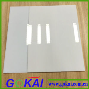 Advertising Application 2-20mm Clear Cast Glitter Acrylic Sheet pictures & photos