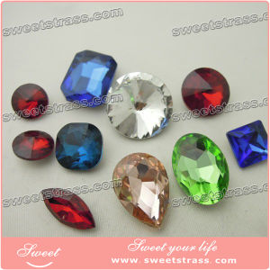 Bulk Sale Crystal Hotfix Rhinestone Beads for Fashion Clothes pictures & photos