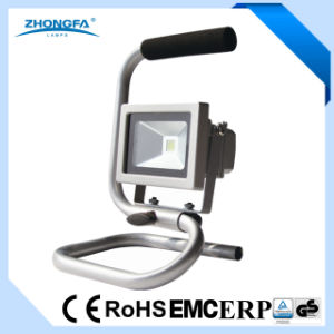 10W Portable LED Floodlight with Ce&GS Certificates pictures & photos