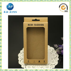 2016 New Style Kraft Paper Display Box with Window (JP-box034) pictures & photos